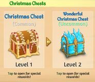 Christmas Chests