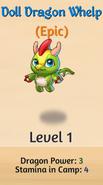 2 - Doll Dragon Welp