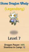 7 - Stone Dragon Welp