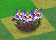 Nest-owlets