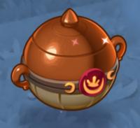 Bronze Capsule
