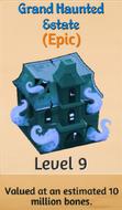 Grand Haunted Estate (New Sprite)