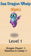 2 - Sea Dragon Welp