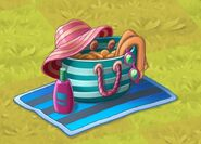Posh Summer Bag