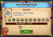 5th let's partoy rewards