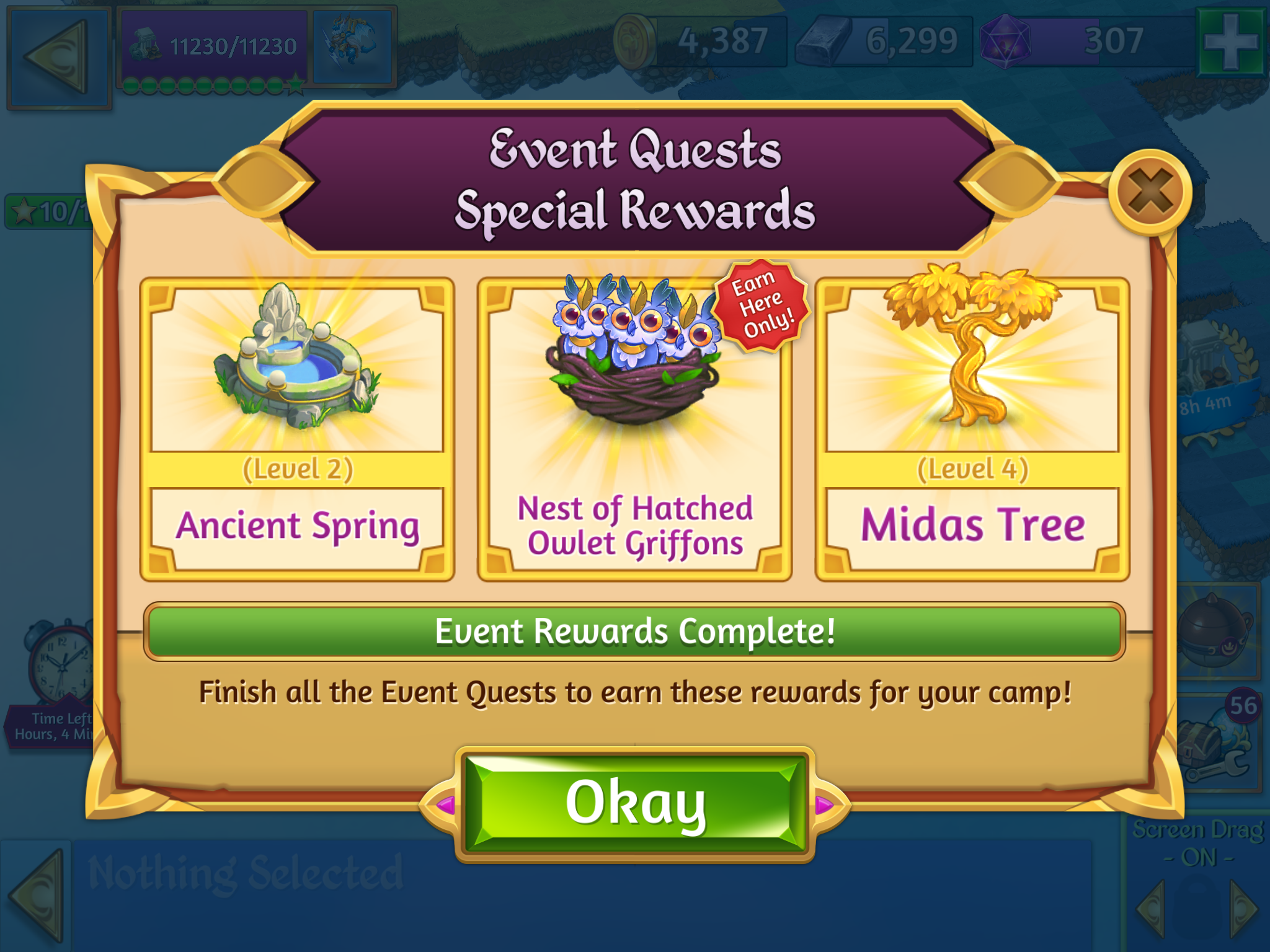 Owlympus Event