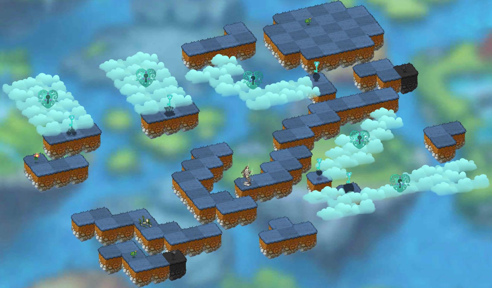 Cloud Land 8