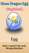 6 - Stone Dragon Egg