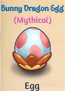 Bunny Dragon Egg