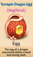 Terrapin dragon egg