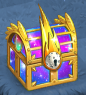 Gleaming Space Chest