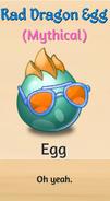 6 - Rad Dragon Egg