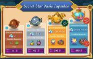 Star oasis capsules