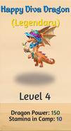 5 - Happy Diva Dragon