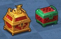 Special chests in game