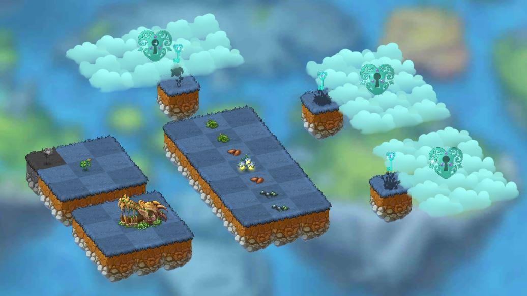 Cloud Land 4