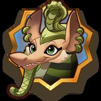 Hathor hearts icon