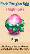 6 - Posh Dragon Egg