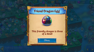2 - Friend Dragon Egg