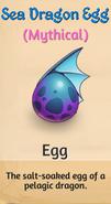 1 - Sea Dragon Egg