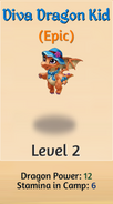3 - Diva Dragon Kid