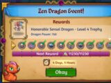 Zen Dragon Event