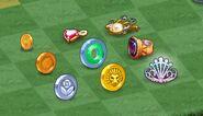 Magic Coins in a matrix (New Sprites)