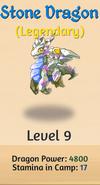 9 - Stone Dragon