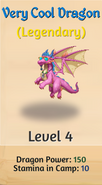 5 - Very Cool Dragon