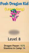 8 - Posh Dragon Kid