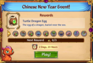 Chinese New Year Event rewards