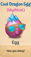 1 - Cool Dragon Egg