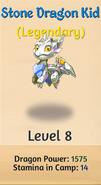 8 - Stone Dragon Kid