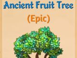 Ancient Fruit Tree