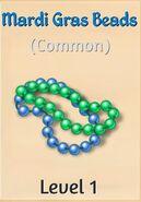 01 Mardi Gras Beads