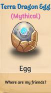 1 - Terra Dragon Egg