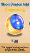 Moon Dragon Egg