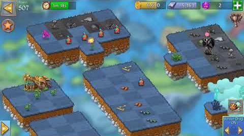 Merge Dragons! Challenge 25 - Cloud Land 4