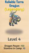 5 - Reliable Terra Dragon