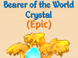 Bearer of the World Crystal