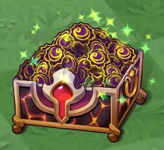 4 mythical coffer of event points
