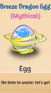 6 - Breeze Dragon Egg