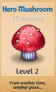 Hero Mushroom