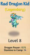 8 - Rad Dragon Kid