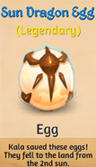 Sun Dragon Egg