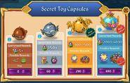 7th secret toy capsules