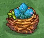 Sapphire Dragon Nest