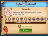 Sugar Fruits Event