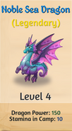 5 - Noble Sea Dragon