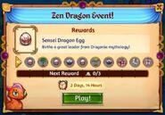 3rd zen dragon rewards
